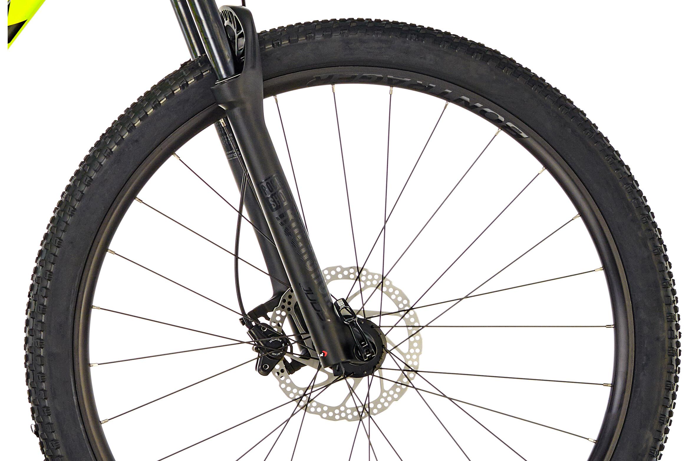 Trek X Caliber 9 Volt Green Online Bei Bikesterat